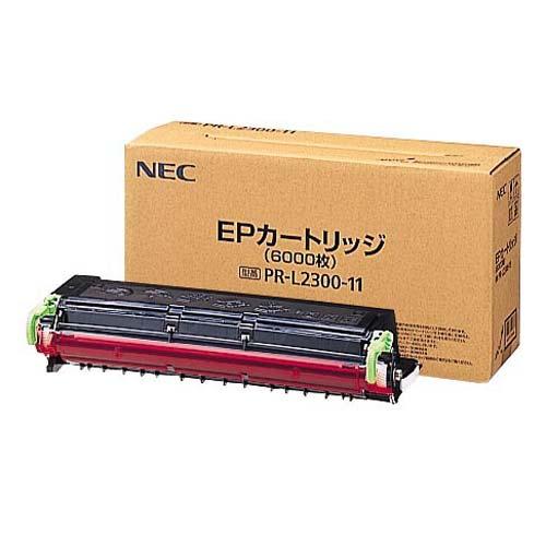 NEC 純正トナー PR-L2300-11 ブラック