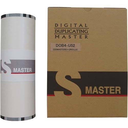 DP用 汎用マスター DOB4-U52 2本入