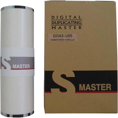 DP用 汎用マスター DOA3-U55 2本入