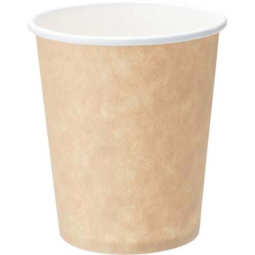 サンナップ 未晒しペーパーカップ 150ml 50個×60