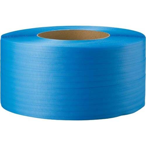 商品合計金額3000円 通販 激安◆ 税込 以上送料無料 カウネット 特別セール品 PPバンド 青色 ×6 2500m