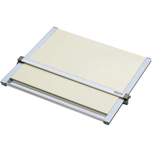 コクヨ トレイザー平行定規ビニール製図板A2サイズ【取寄商品】