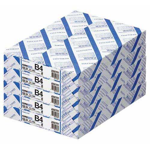 コクヨ KB用紙 70g B4 1冊(500枚)×5関連ワード【コピー用紙 印刷用紙 プリンター用紙】
