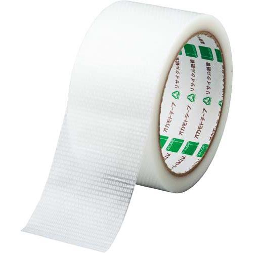 オカモト カラークロステープ No.420 透明 30巻関連ワード【ガムテープ 梱包テープ 梱包用】