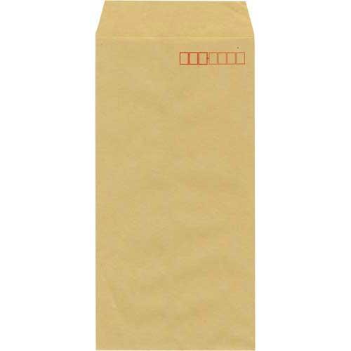 カウネット クラフトテープ付封筒 長3 70g 3000枚関連ワード【ガムテープ 梱包テープ】