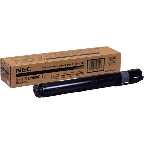 NEC 純正トナー PR-L2900C-19大容量ブラック