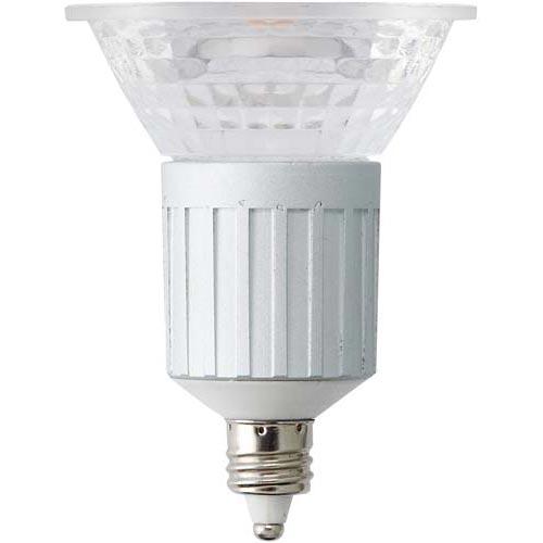 ドゥエルアソシエイツ LED電球 ダイクロハロゲン形背面発光 電球色×3