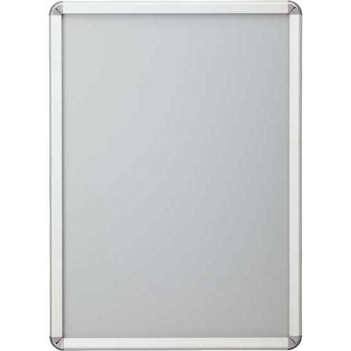 カウネット クイックフレーム B2×3枚 | ポスターフレーム 壁掛け 掲示用 アルミフレーム ディスプレイ ディスプレー ポスターパネル ポスター パネル フレーム 額縁 B2サイズ カウモール