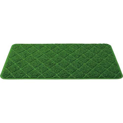 テラモト ケミタングルダイヤ裏地なしマット900×1800緑