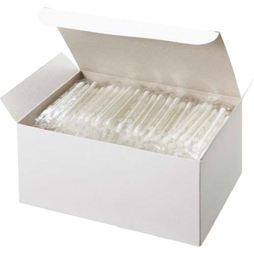 商品合計金額3000円 国内即発送 税込 以上送料無料 紙軸綿棒個包装バラタイプ サービス サンリツ 400本