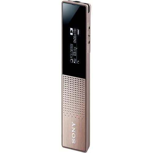 ソニー ICレコーダー ICD-TX650 セピアブラウン