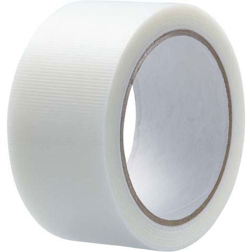 カウネット 養生テープ 無包装 クリア 30巻×3
