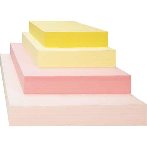 カウネット マルチカラーペーパー B4 ピンク 1箱関連ワード【コピー用紙 印刷用紙 プリンター用紙】