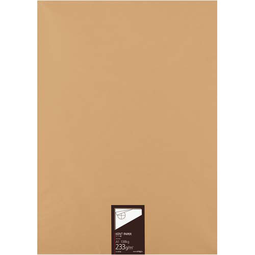 コクヨ 高級ケント紙 A1 233g 100枚【取寄商品】