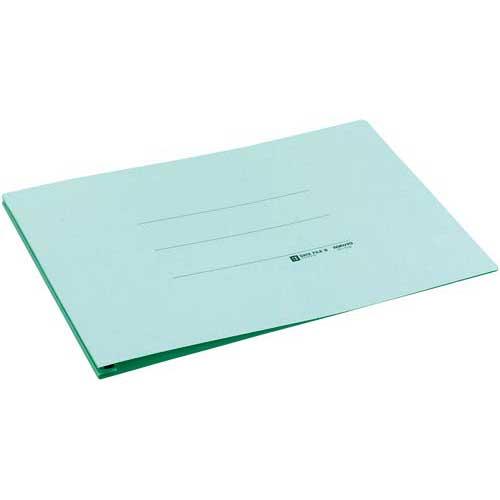 コクヨ データファイルB 縦6-11×横15 青 40冊