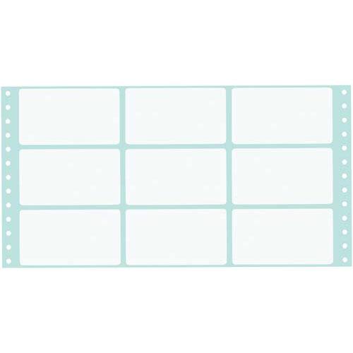 コクヨ タックフォーム 12.5×6.5 9片 500枚【取寄商品】