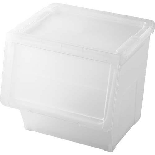 天馬 テンマ PRXカバコ(L)6個 | 収納ボックス 収納ケース スタッキングボックス スタッキング 積み重ねボックス プラスチック フィッツケース カウモール カウネット