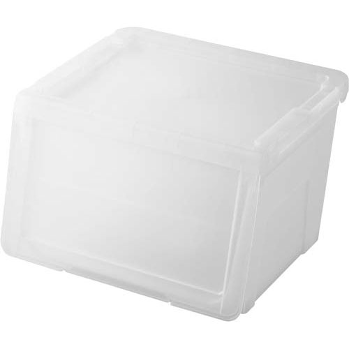 天馬 テンマ PRXカバコ(M)8個 | 収納ボックス 収納ケース スタッキングボックス スタッキング 積み重ねボックス プラスチック フィッツケース カウモール カウネット