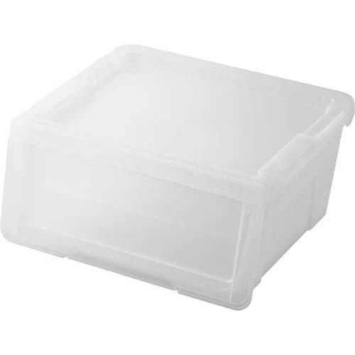 天馬 テンマ PRXカバコ(S)8個   収納ボックス 収納ケース スタッキングボックス スタッキング 積み重ねボックス プラスチック フィッツケース カウモール カウネット