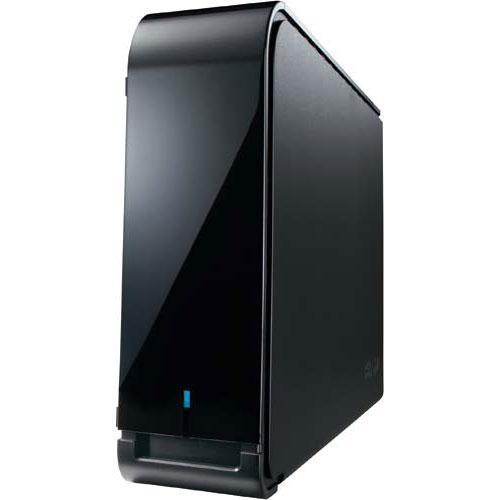 バッファロー ハードウェア暗号機能搭載 据置型HDD 1TB