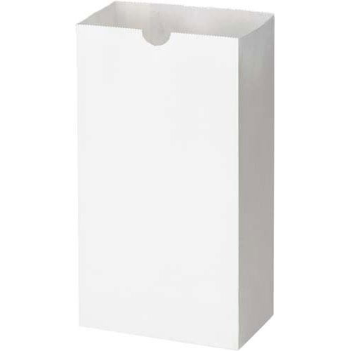 フロンティア 角底袋 白無地 4号100枚×20