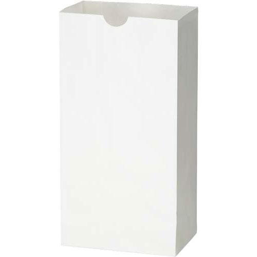 フロンティア 角底袋 白無地 12号100枚×10