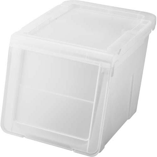 天馬 テンマ PRXカバコ スリム(M)8個 | 収納ボックス 収納ケース スタッキングボックス スタッキング 積み重ねボックス プラスチック フィッツケース カウモール カウネット
