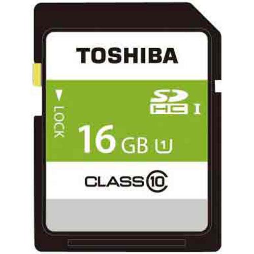 東芝 SDHCカードAR40N UHS-1 16GB×5