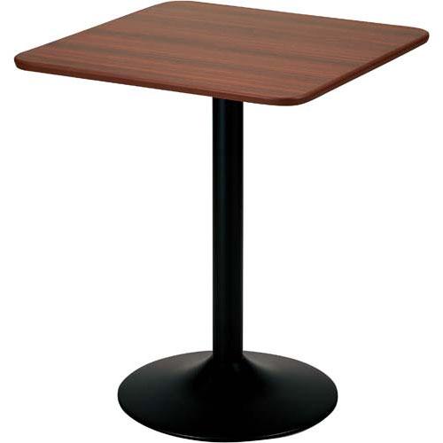 ワールドクラフト カフェテーブル 角型 ブラウン
