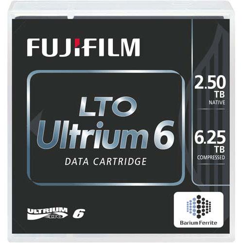 フジフイルム LTOデータカートリッジ Ultrium6 1巻