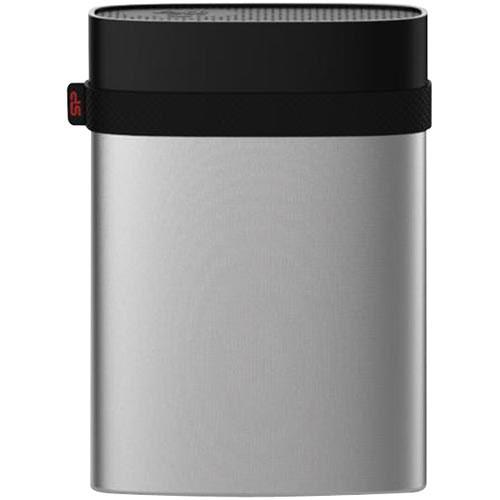 シリコンパワー ポータブルHDD 防水防塵耐衝撃耐圧 500GB