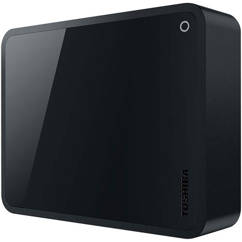 東芝 据置型HDD HD-EH 2TB ブラック