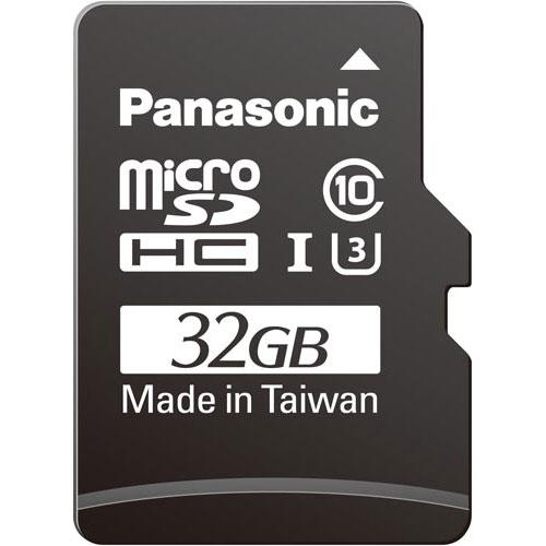 パナソニック microSDHCカード UHS-1対応 32GB