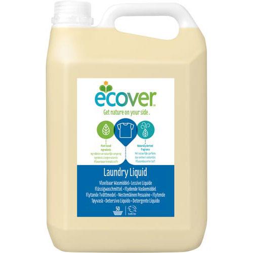 PAD エコベール 洗濯洗剤 5L×4