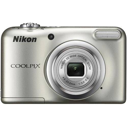 ニコン デジタルカメラ COOLPIX A10 シルバー
