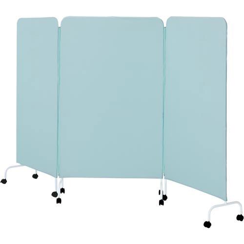 カウネット シンプルパネル3連 ブルー