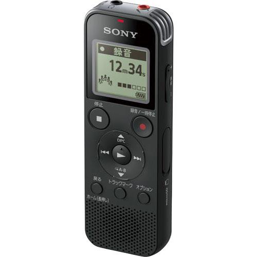 ソニー ICレコーダー ICD-PX470FBブラック×2