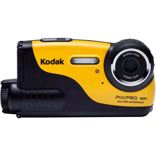 コダック 防じん防水カメラ PIXPRO WP1