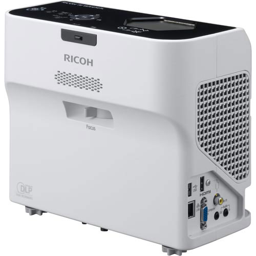 リコー 短焦点プロジェクター PJ WX4152