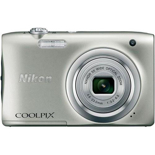 ニコン デジタルカメラ COOLPIX A100 シルバー