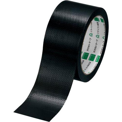 オカモト カラークロステープ No.420 黒 30巻