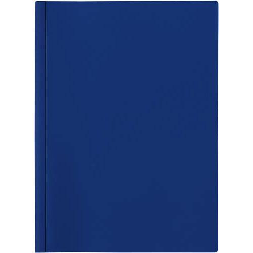 「カウコレ」プレミアム 書類内容を隠せるレールホルダー20枚ブルー×30