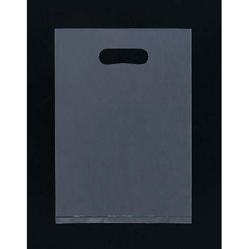 カウネット 低密度ポリエチレン手提げ袋 SS 透明25枚×40