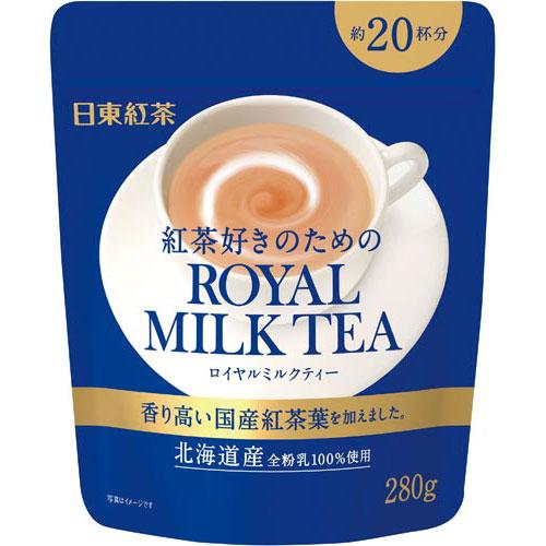 商品合計金額3000円 税込 以上送料無料 日東紅茶 ロイヤルミルクティー インスタント 人気急上昇 特別セール品 280g