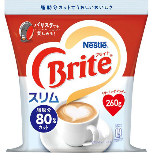 ネスレ日本 ネスレブライトスリム 詰替用 袋 260g入×3