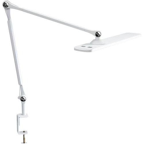 ジェントス LEDデスクライト クランプDK-S90CWH×2
