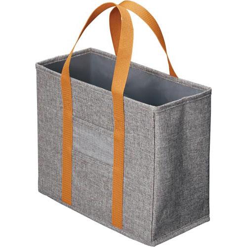 「カウコレ」プレミアム ミーティングバッグ引出し収納サイズ 灰10個