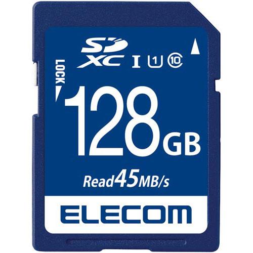 エレコム SDXCカード UHS-I U1 128GB