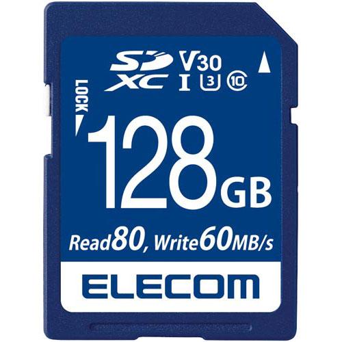 エレコム SDXCカード class10 128GB
