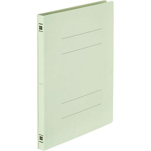 「カウコレ」プレミアム 書類が見やすい表紙ぴったりフラットF 緑200冊